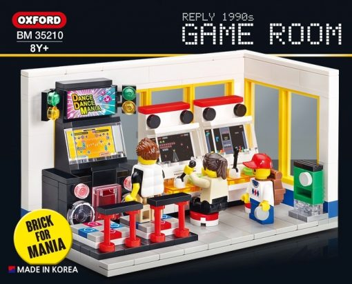 Image of Oxford - Brick for Mania - Game Room