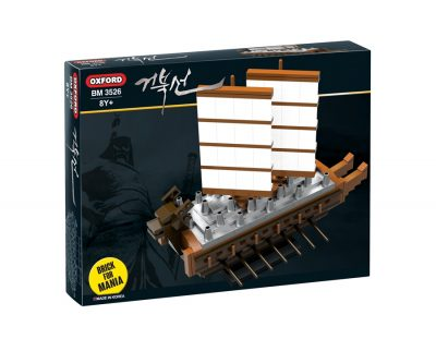 Oxford Toys – Brick for Mania – Turtle Ship