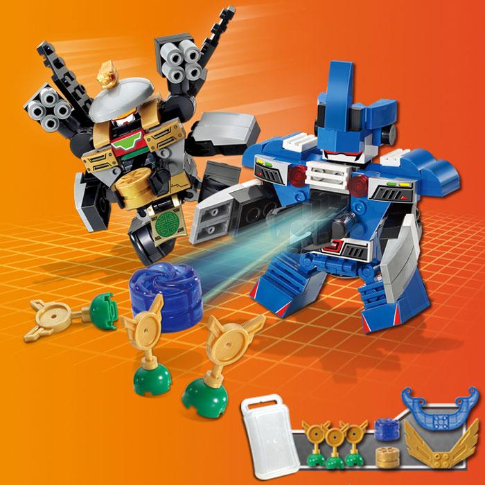 Blue Storm Vs Gold DragonBattle Ranger