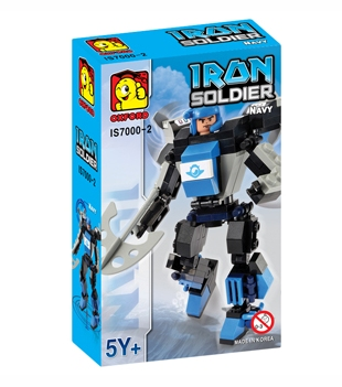 Image of Oxford - Iron Soldier - Navy