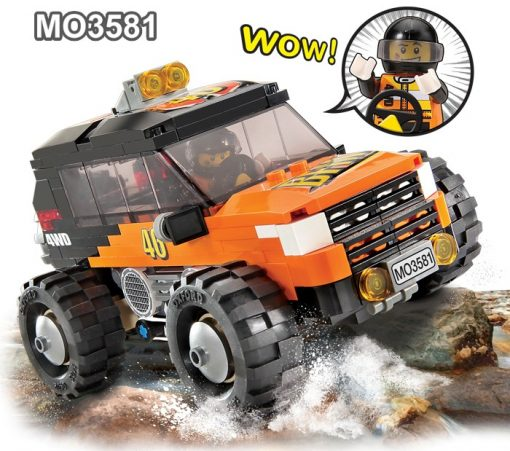 Image of Oxford - 4 X 4 Monster Truck -46