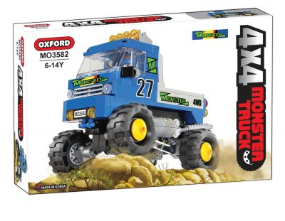 Image of Oxford - 4 X 4 Monster Truck -27