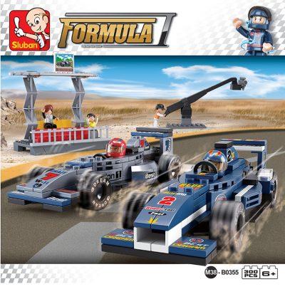 Image of Sluban Formula 1 – Racing Department