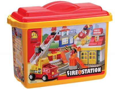 Image of Oxford Toddler – Fire Station