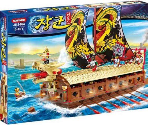 Box set Admiral battle Turtle Ship