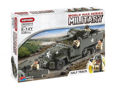 Image of Oxford - Military World War - Half-Track