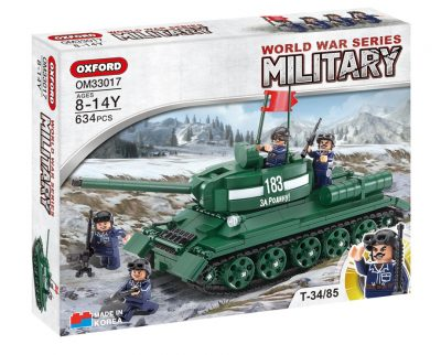 Image of Oxford - Military World War -T34/85-