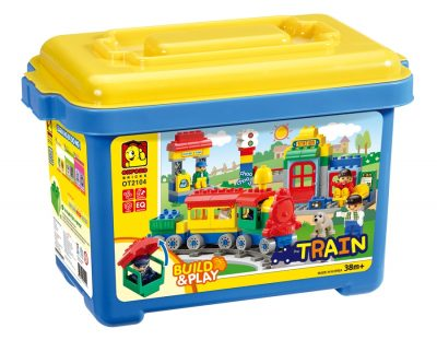 Image of Oxford Toddler - Train Set