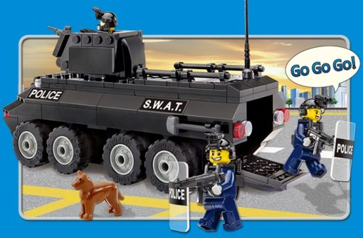 Image of Oxford - Town S.W.A.T – Armoured Car