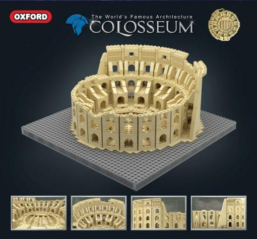 Image of Brick for Mania – Colosseum