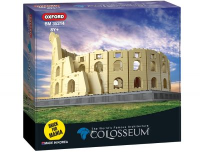 Image of Brick for Mania – Colosseum