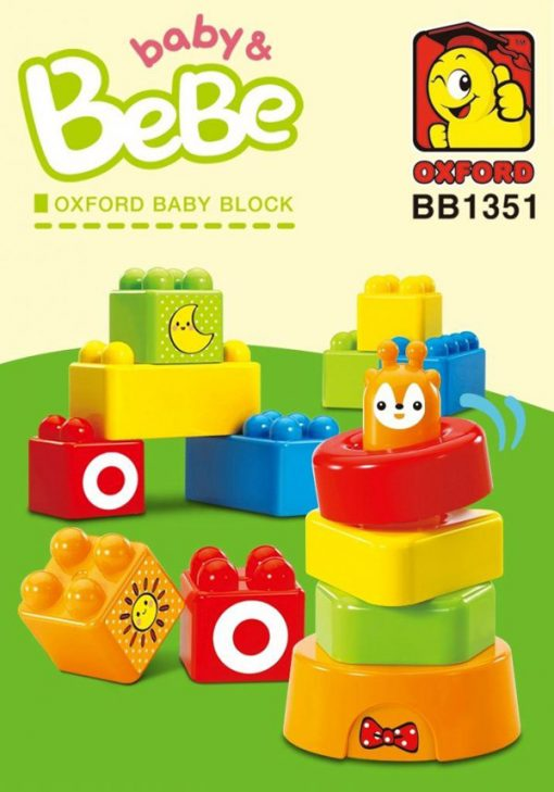 Image of BeBe – Build the Rings