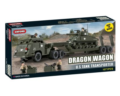 Image of Brick for Mania – Dragon Wagon