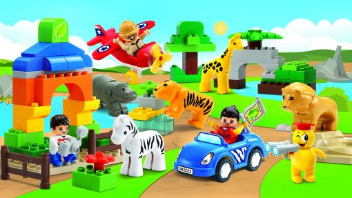 Image of Animal Safari – Junior Range