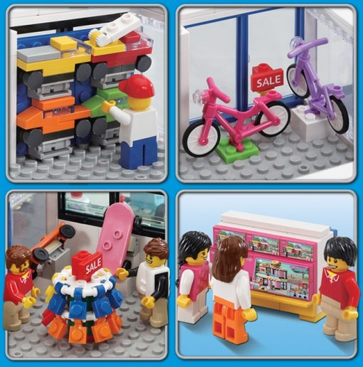Image of Town – Toy Shop