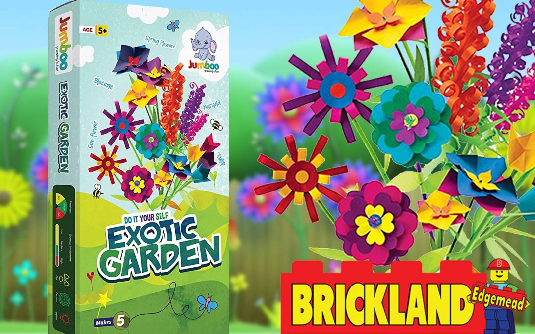Kids Interactive Paper Craft Toys at Brickland!