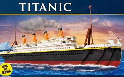 Watch the Titanic being built!