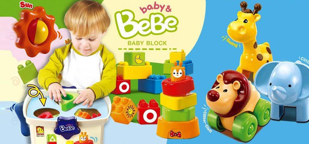 Image of BeBe Building Blocks Sets