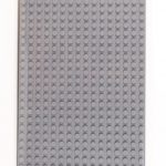 Image of a 16 X 32 Stackable Baseplate in Grey