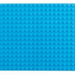Image of a 16 X 32 Stackable Baseplate in Light Blue