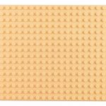 Image of 16 X 32 Stackable Baseplate In sand