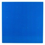 Image of a 32 x 32 Flat Baseplate in Blue