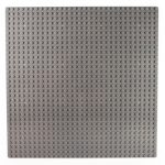 Image of a 32 x 32 Flat Baseplate in Dark Grey