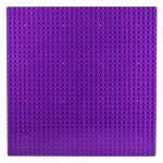 Image of a 32 x 32 Flat Baseplate in Purple