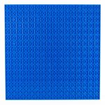 IImage of a 32 x 32 Stackable Baseplate in Blue