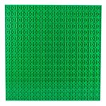 Image of a 32 x 32 Stackable Baseplate in Green