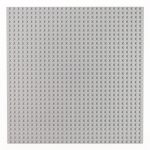 Image of a 32 x 32 Stackable Baseplate in Grey
