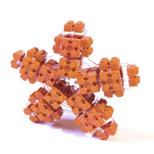 Image of Flexo Orange Starfish
