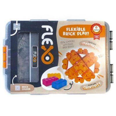 Image of Flexo Bricks -Beginner Pack GRey