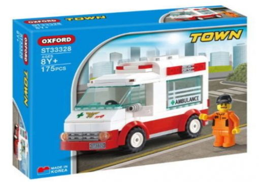 Image of Oxford – TOWN - Ambulance