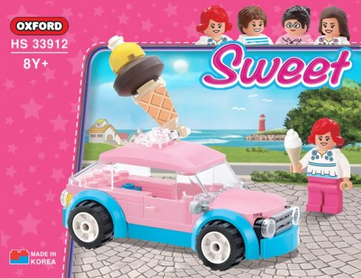 Image of Oxford – Sweet – Ice-Cream Car