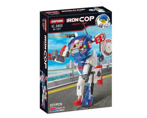 Image of Oxford – Iron Cop – Heavy Unit- Ground Robot