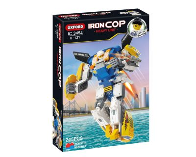 Image of Oxford – Iron Cop – Heavy Unit- Air Robot