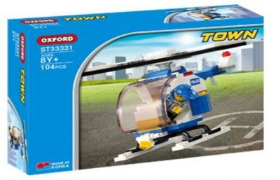 Image of Oxford – TOWN - Police Helicopter