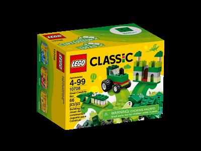 Image of LEGO- Classic- GreenCreativity Box