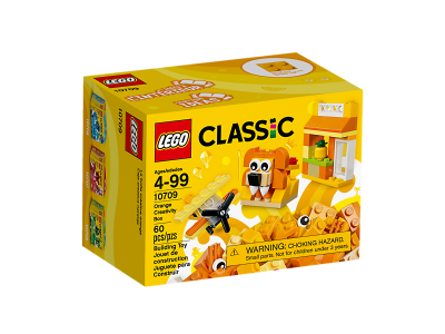 Image of LEGO- Classic- Bricks and Gears