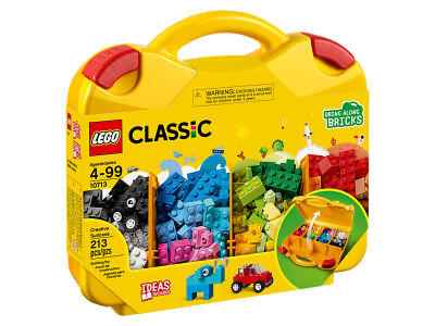 Image of LEGO- Classic- Creative Suitcase