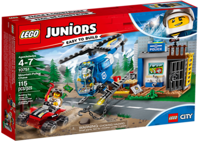 Image of LEGO- Juniors-Mountain Police Chase