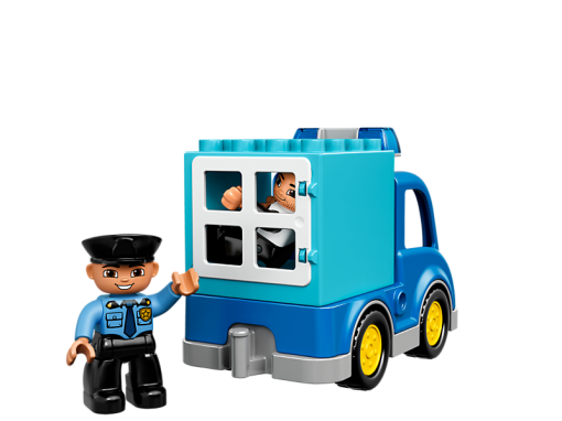Image of LEGO-Town-Police Patrol