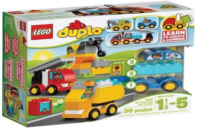 Image of LEGO DUPLO - Cars-&-Trucks