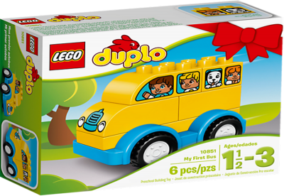 Image of LEGO DUPLO – Bus