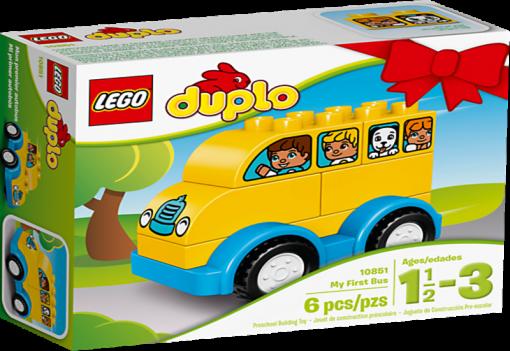 Image of LEGO DUPLO – Bus