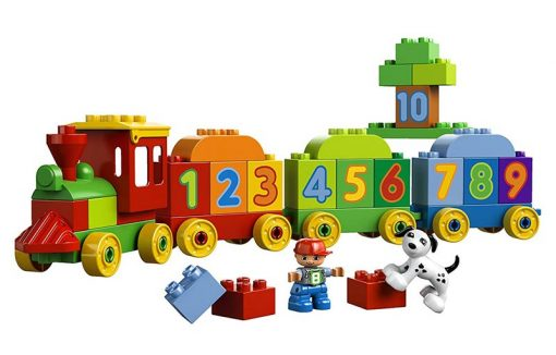 Image of LEGO DUPLO – Number Train
