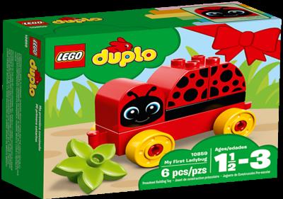 Image of LEGO DUPLO - Ladybug