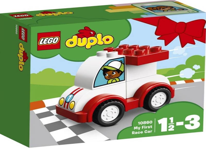 Lego Duplo My First Race Car Lego Duplo
