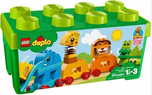 LEGO DUPLO – My First – Animal Brick Box